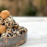 טיפות חמאת בוטנים קראנצ׳יות